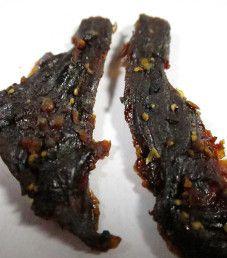 Joe's Wicked Good Jerky - Sweet 'N Spicy Beef Jerky