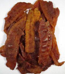 Savage Jerky Co. - Maple Buffalo Bacon Jerky