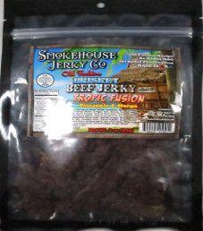 Smokehouse Jerky Co. - Tropic Fusion Beef Jerky
