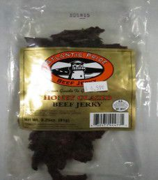 Atlantic Pride Beef Jerky - Honey Glazed Beef Jerky