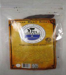 Blank & Son's - Texas Heat Beef Jerky