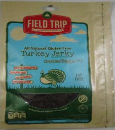 FIELD TRIP - Cracked Pepper No. 7 Turkey Jerky