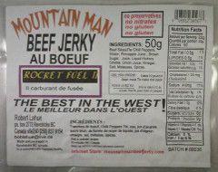 Mountain Man - Rocket Fuel II Beef Jerky