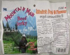 Mountain Man - Rocket Fuel II Beef Jerky
