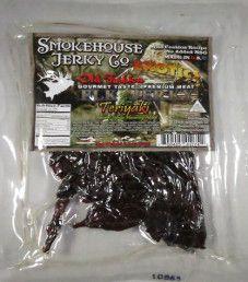 Smokehouse Jerky Co. - Teriyaki Elk Jerky