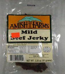 Amish Farms - Mild Beef Jerky