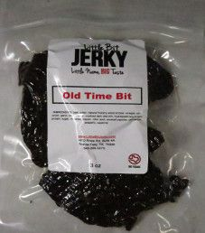 Little Bit Jerky - Old Time Bit Beef Jerky