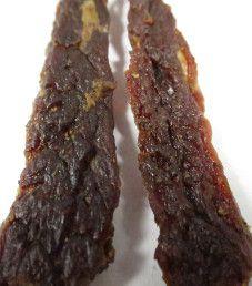 People's Choice Beef Jerky - Orange Honey Teriyaki Beef Jerky