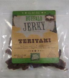 The Fresh Market - Teriyaki Buffalo Jerky