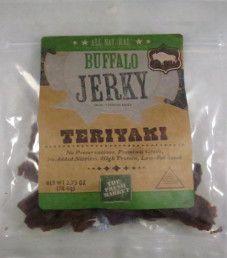 The Fresh Market - Teriyaki Buffalo Jerky
