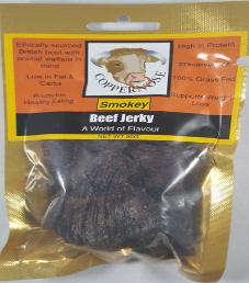 CopperNose Jerky - Smokey Beef Jerky