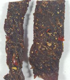 Hole In One Jerky - Original Pepper Steak Jerky