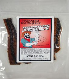 House of Jerky - Habanero Bacon Jerky
