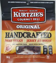 Kurtzie`s - Original Beef Jerky