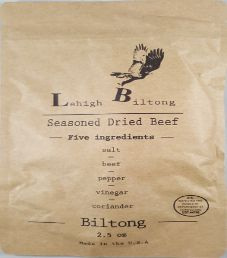 Lehigh Biltong - Traditional Beef Biltong