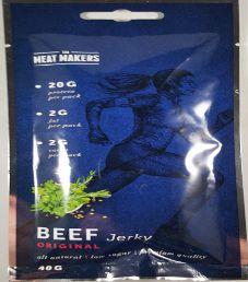 The Meat Makers - Original Beef Jerky