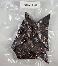 5K Bison & Boar Ranch - Hot Bison Jerky