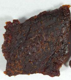 KC Yorker - BBQ Bacon Beef Jerky