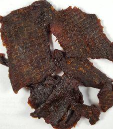KC Yorker - Pineapple BBQ Beef Jerky