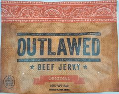 Outlawed Jerky - Original Beef Jerky