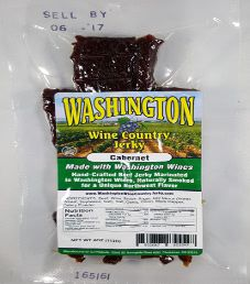 Washington Wine Country Jerky - Cabernet Beef Jerky