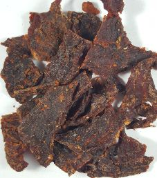 Naked Cow Beef Jerky - Honey 100% Grass-fed Beef Jerky