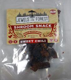 Shroom Snack - Sweet Chili Organic Mushroom Jerky