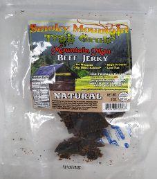 Smoky Mountain Trail Grub - Natural Beef Jerky