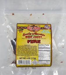 BJO Smoky Mountain - Fire Beef Jerky