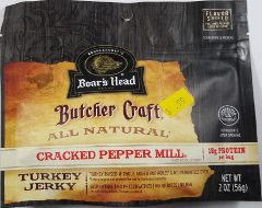 Boar's Head - Cracked Pepper Mill Turkey Jerky