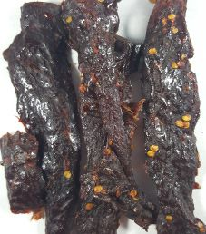 California Wine Country Jerky - Hot Cabernet Beef Jerky