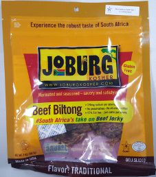 Joburg - Traditional Beef Biltong (Review #2)