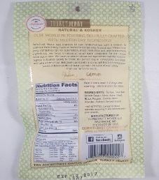Aufschnitt Meats - Basil Lime Turkey Jerky
