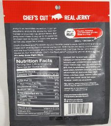 Chef's Cut Real Jerky - Original Recipe Beef Jerky