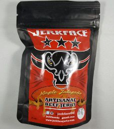 Jerkface - Maple Jalapeno Beef Jerky