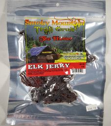 Smoky Mountain Trail Grub - Teriyaki Elk Jerky