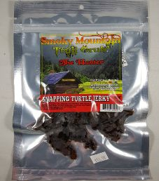 Smoky Mountain Trail Grub - Teriyaki Snapping Turtle Jerky
