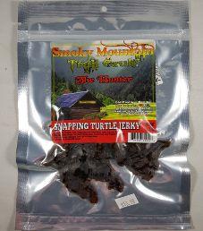 Smoky Mountain Trail Grub - Teriyaki Snapping Turtle Jerky