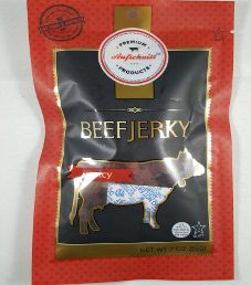 Aufschnitt Meats - Spicy 100% Grass-fed Beef Jerky