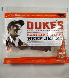 Duke's - Roasted Cayenne Beef Jerky