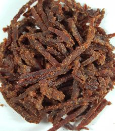 JerkyPro - Honey Glazed Shredded 100% Grass-Fed Beef Jerky