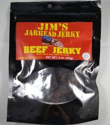 Jim's Jarhead Jerky - Teriyaki Beef Jerky