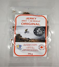 MTL Jerky - Original Beef Jerky