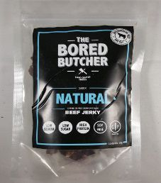 The Bored Butcher - Natural Beef Jerky