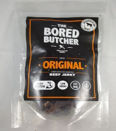 The Bored Butcher - Original Beef Jerky