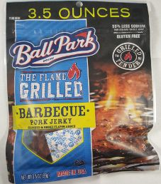 Ball Park - Barbecue Pork Jerky
