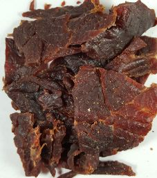 Blackbeard's - Teriyaki Beef Jerky (Review #2)