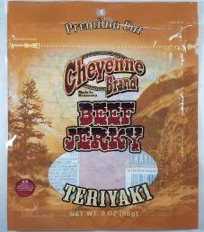 Cheyenne Brand - Teriyaki Beef Jerky (Review #1)