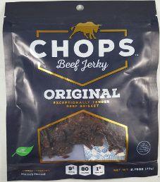 Chops Beef Jerky - Original Beef Jerky
