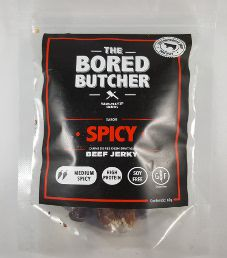 The Bored Butcher - Spicy Beef Jerky